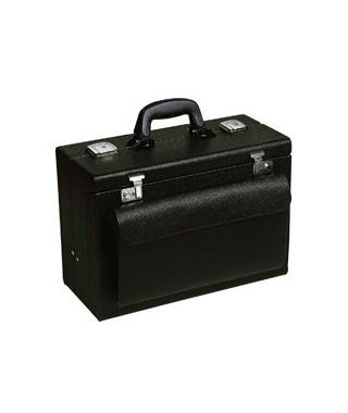 Medica 2000 cuir noir + poche extérieure supplémentaire