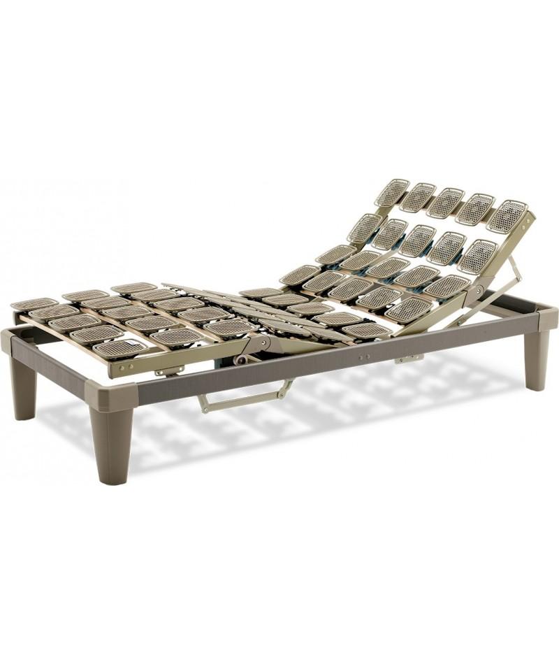sommier lectrique tempur flex 2000 2 moteurs. Black Bedroom Furniture Sets. Home Design Ideas