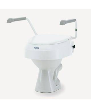 Rehausse WC avec accoudoirs Aquatec 900