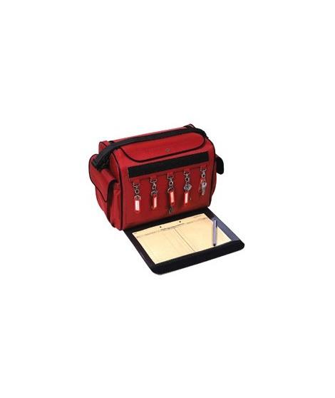 Trousse de Soins Polymousse rouge
