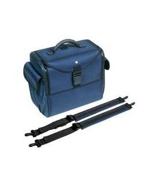 Trousse-Dos avec sangles de transport Polymousse bleu